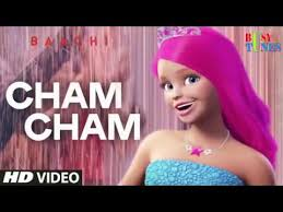 cham cham cham barbie dance