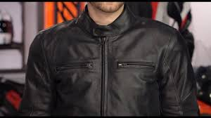 dainese stripes d1 perforated jacket review at revzilla com