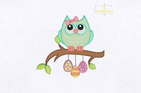 Small Puppy Creative Fabrica In 2020 Owl Embroidery Machine Embroidery Designs Embroidery Designs