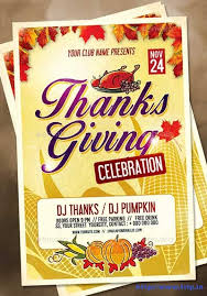 thanksgiving party flyer 80 best thanksgiving party flyers print templates 2016