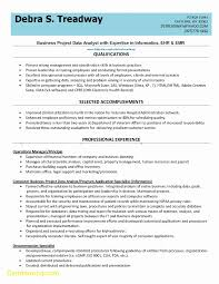 Inspirational Resume Template Business Analyst Best Templates
