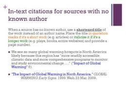parenthetical citation in mla format best solutions of in text citations aka parenthetical citations ppt