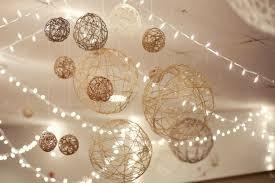 Diy String Ball Decorations Classy Diy String Ball Chandeliers Chandelier Designs