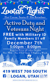 La Zoo Lights Promo Code Zootah Zoo Lights Military Discount Night Presented By