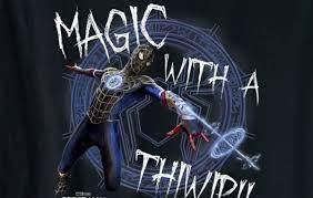 Spider-Man: No Way Home Shirts Magic ...