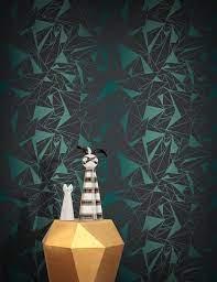 Crystallise Wallpaper by Glenn Todd ...