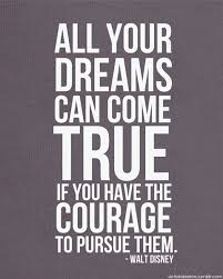 Quote On Dreams And Goals Best of Quotes About Pursue Your Dreams 24 Quotes