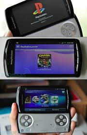 sony xperia play phone. sony ericsson xperia play (psp phone) review phone t