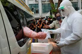 Thailand reports 33 new coronavirus cases, three new deaths - Reuters