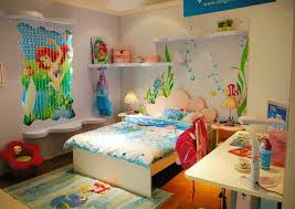 Ariel Bedroom Ideas