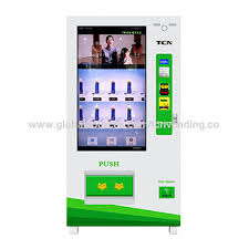 Vending Machine Makers Best China TCN Unique Face Recognition Vend Smart Electronic Combo Touch