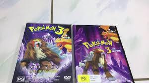 2 Different Versions Pokemon 3 - YouTube