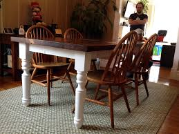 picture of brian admiring the table