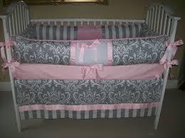 bedroom pink and gray bedding grey elephant crib canada white chevron nursery marvellous