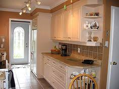 lighting for galley kitchen. The Corner Shelf Units Apply To Our Galley Kitchen. I Also Like Ceiling Lighting For Kitchen