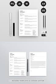 Alex Dotiomo Clean Simple Resume Template 71638