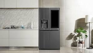 lg instaview fridges
