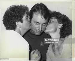 Garry's Mother, Mrs Maureen Butcher, Garry Butcher and his Wife ...