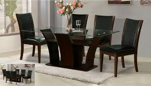 glass dining table with 4 chairs in hyderabad. medium image for mesmerizing dining glass table 6 and chairs prepossessing with 4 in hyderabad i