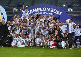 Copa America 2021 final: Lionel Messi ...