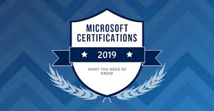 Microsoft Certification Path Chart Microsoft Certifications In 2019 What You Need To Know
