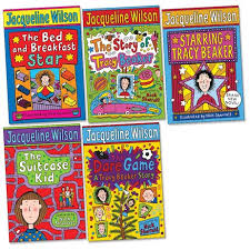 At its heart was a message about how different families work, and how not everyone is lucky enough to have a mum and a dad and a house. Jacqueline Wilson Pack Ages 7 9 Scholastic Shop