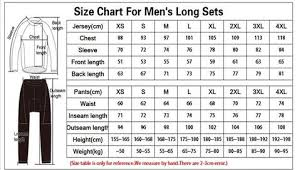 Northwave Size Chart