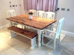 rustic kitchen table with benches farmhouse table with bench rustic kitchen table with bench shabby chic kitchen table sets perfect round farmhouse table