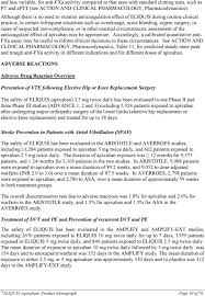 of suspected non pliance or in other unusual cirstances essment of the anticoagulant