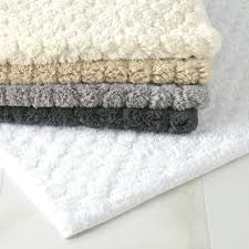 patterned bath rugs these supple honeycomb patterned bath rugs will coordinate with select colors in our patterned bath rugs