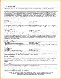 6 bad resume example inventory count sheet