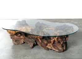 burl wood coffee table burl wood coffee table burl wood coffee table glass top