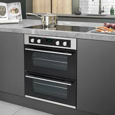 electric built under oven