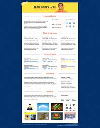 Professional Resume Template New Professional Resume Cv Template