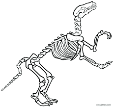 Dinosaur Bones Coloring Pages Dinosaurs Crayola Spikedsweetteacom