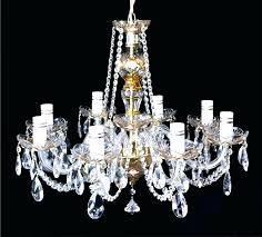 battery powered lier operated maria crystal brass liers glass and with chandelier wireless chandeliers medium size