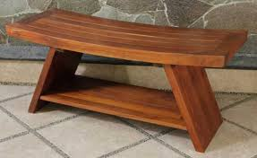 20 Amusing Teak Shower Bench Image Ideas Exterior Design Ideas Shower Bench