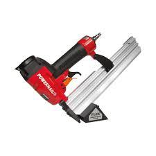 powernail pneumatic 18 gauge engineered flooring stapler kit
