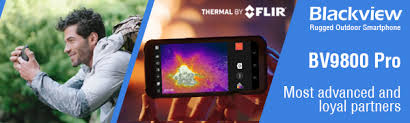 Rugged Cell Phone Unlocked, <b>Blackview BV9800</b> Pro Thermal ...