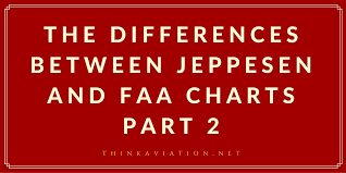 Jeppesen Low Altitude Chart Legend The Differences Between Jeppesen And Faa Charts Part 2