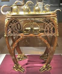 Art Nouveau Furniture History & Characteristics
