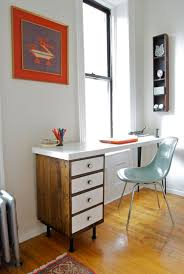 cool home office furniture. Mid-Century Modern Desk. Cool Home Office Furniture