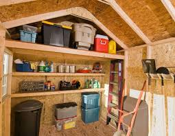 Shed Organization | The Dos And Donu0027ts Of Shed Organization