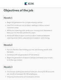 How to Write a Great Job Description in Seven Steps | VentureKit
