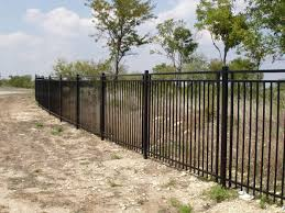 simple wrought iron fence. Wrought Iron Fence Simple