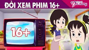 ĐÒI XEM PHIM 16+   Phim Hoạt Hình - Khoảnh Khắc Kỳ Diệu   Chuyen Co Tich -  Truyện Cổ Tích