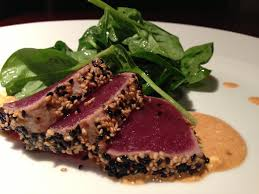 seared ahi tuna recipe