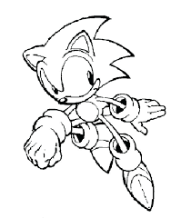 Sonic Coloring Pages Odd Sonic Printable Coloring Pages Kitchen