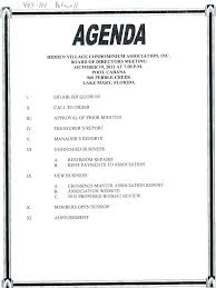 Staff Meeting Agenda Template Template Template For Agendas And Minutes 22