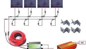eco worthy 1000w grid tie solar system 10 100w solar panel 400 watts off grid solar power system 4pcs 100w polycrystalline solar panel 1000w pure